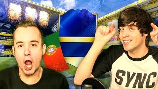 SURPRISING LIGUE 1 WALKOUT!!! - FIFA 17 PACK OPENING TOTS