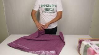 MASSIMO MONELLI Махровые полотенца, 70 х 140 см., 6 шт / уп. 880001 от компании Текстиль оптом, в розницу от 1 грн. МИР БАМБУКА, Одесса, 7 км. - видео