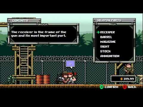 Mercenary Kings: Reloaded Edition Steam Gift GLOBAL - 1