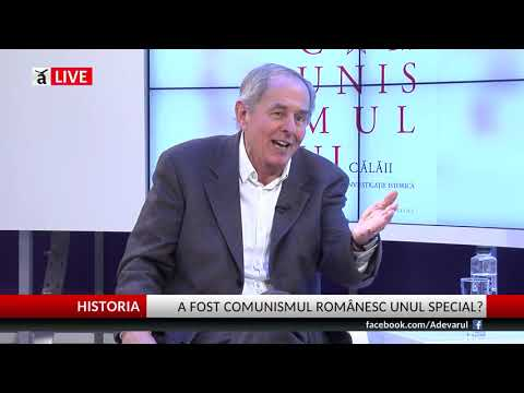 Thierry Wolton: A fost comunismul românesc unul special?