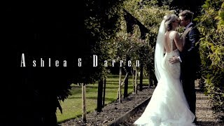 Best Friend, Soulmate and really True Love. Ashlea and Darren Wedding Film at Nunsmere Hall