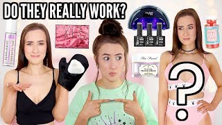 I Bought EVERY Product From Youtubers SPONSORED Posts For A Month...