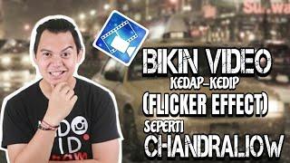 SANGAT MUDAH !!!!! EDIT VIDEO KEDAP-KEDIP MIRIP CHANDRALIOW DENGAN POWER DIRECTOR DI ANDROID