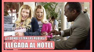 Llegada Al Hotel Hampton | ¿Y DONDE ESTÁN LAS RUBIAS?