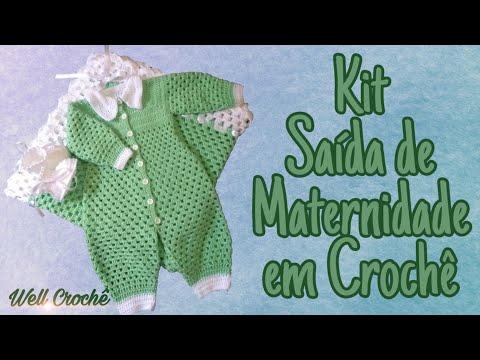 Kit Saída de Maternidade