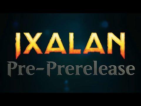 Magic: The Gathering – Ixalan Pre PreRelease