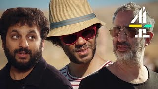 Reluctant Richard Ayoade Tries Fun Activities with Nish Kumar & More! | Travel Man