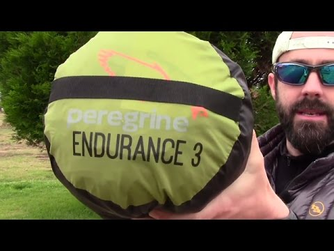 Peregrine Equipment Endurance 3 Tent Review