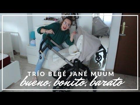 Jané Muum. El MEJOR CARRITO DE BEBÉ CALIDAD-PRECIO!
