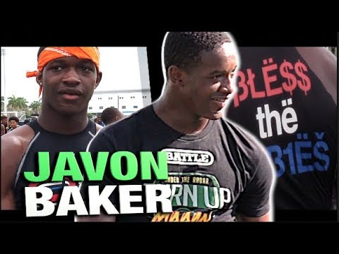 Alabama Commit Javon Baker Life of a Straight Baller | McEachern High (Powder Springs GA)