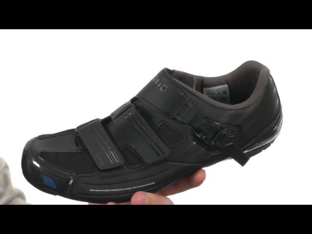 Видео Велотуфли женские Shimano SH-RP300WL черные