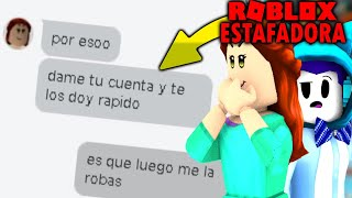 El Extra U00f1o Usuario Fodloca Roblox Mitos Youtube