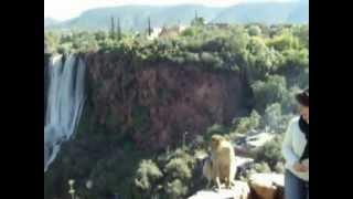 preview picture of video 'Cascadas de Ouzoud. Parte 1.'