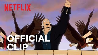 America The Motion Picture | Independence Day | Netflix