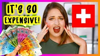 Is Switzerland Expensive?? Top 10 Costly Things When Living in Switzerland