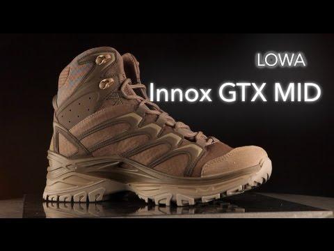 Kaufen Ab Innox Mid € Lowa Gtx Blackorange 96 135 Im Preisvergleich rdBxoCe