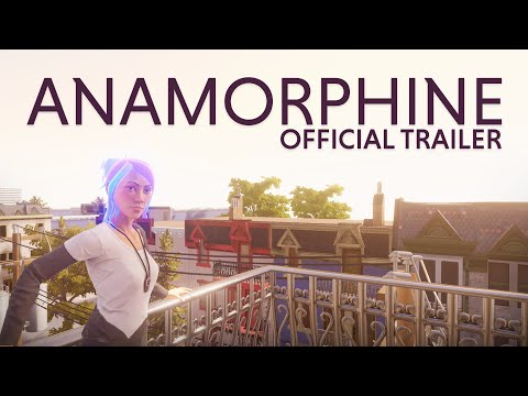 Anamorphine Official Trailer thumbnail