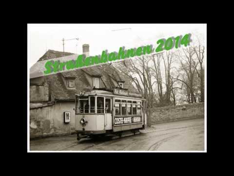 Straßenbahnkalender 2014 - tram calendar 2014
