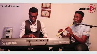 GospelTunes TV: Chinedumd cover by Esmario