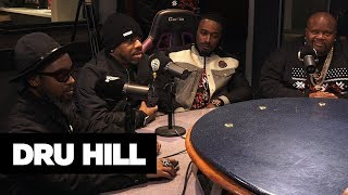 Dru Hill on Hot 97