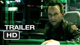Stranded Official Trailer 2 2013  Christian Slater Horror SciFi Movie HD