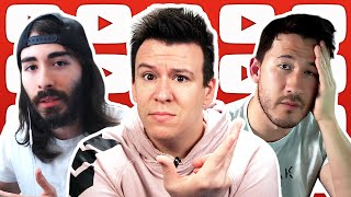 The Markiplier Penguinz0 Youtube Takedown Controversy, & How To Vote Without Committing a Felony 👍