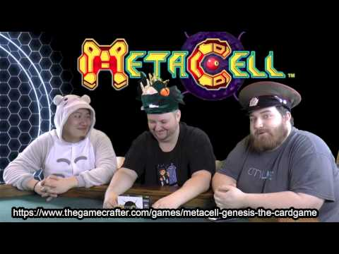 Metacell Genesis Review - with Gamer's Remorse