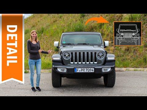 Jeep Wrangler: Wie viele Eastereggs finden wir? Ur-Jeep, Flip-Flops & deren Hintergründe