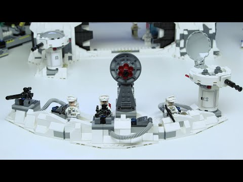 LEGO® Star Wars - Assault on Hoth 75098 - Designer Video