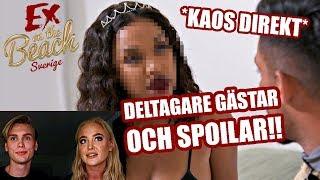 GAMMAL DELTAGARE KOMMER IN! | REAGERAR PÅ EX ON THE BEACH AVSNITT 6 *SPOILER*