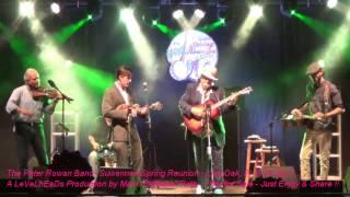 The <b>Peter Rowan</b> Band  Suwannee Spring Reunion  Live Oak Fl  3 25 2017