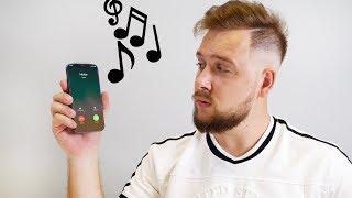 Как поставить ЛЮБОЙ Звонок на iPhone!