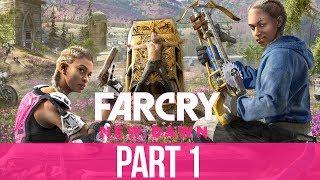 FAR CRY NEW DAWN Early Gameplay Walkthrough Part 1 - INTRO