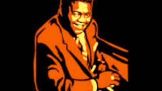 Fats Domino - The Girl I Love - 2 studio versions