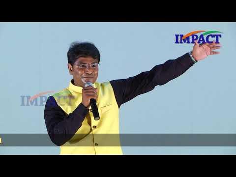 Self Discipline  KVN Karthik   TELUGU IMPACT Warangal 2017