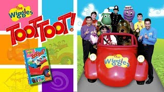 The Wiggles: Toot Toot! Opening/DVD Menus