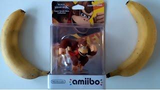 Donkey Kong - rozpakowanie / unboxing Amiibo