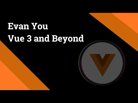 Image thumbnail for talk Vue3 and Beyond - Exclusive Interview with Evan You