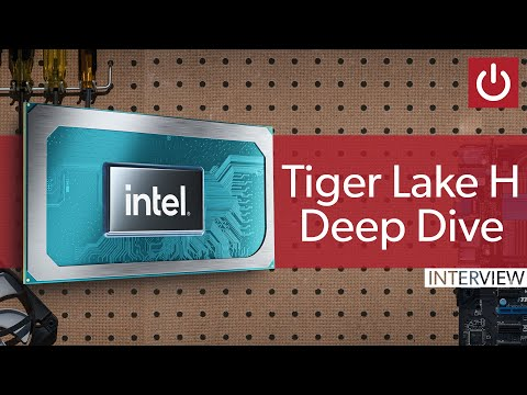 Intel talks Tiger Lake H And Why It's The Best Gaming Laptop CPU