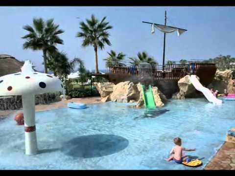 Hotel Aquamare, Paphos, Kypr