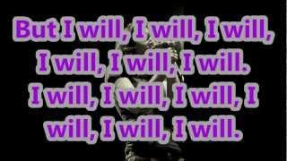 I Will - Brandi Carlile + Lyrics (Album Version)