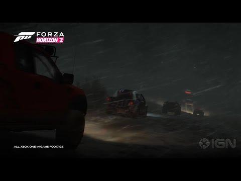 Forza Horizon 2 Storm Island Trailer thumbnail