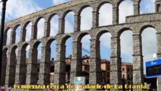 preview picture of video 'Segovia Ciudad'