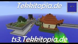TEKKITOPIA - Agrarian Skies Server Online [2.1.3][FTB]