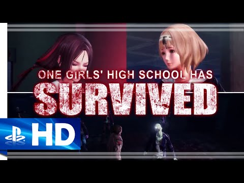 Trailer de SG/ZH: School Girl/Zombie Hunter
