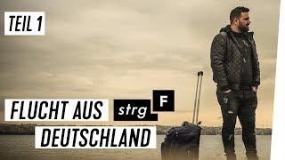 Syrer verlassen Deutschland 1