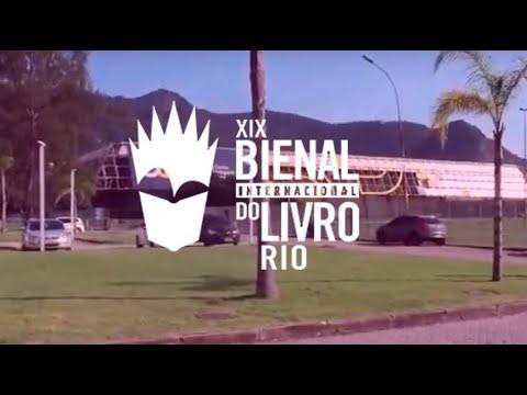 Bienal do Livro Rio 2019 | VLOG