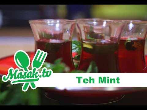 Video Teh Mint | Minuman #040