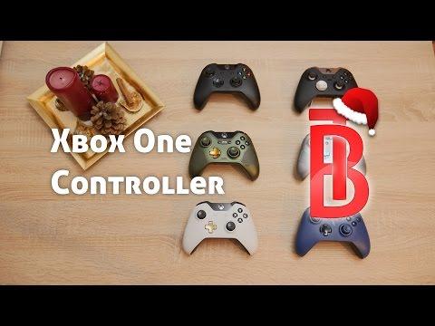 Xbox One Controller im Vergleich! [4K]