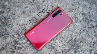 Huawei P30 Pro Revisited - 5 Months Later!